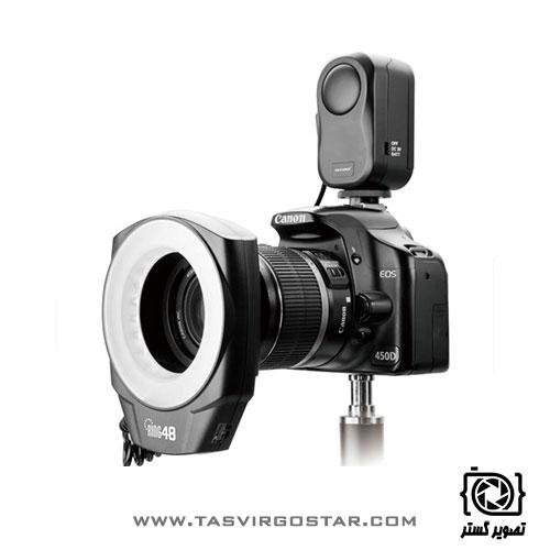رینگ ماکرو گودکس Godox RING48 Macro Ring LED Light