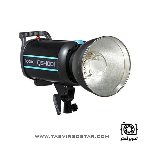 فلاش استدیویی گودوکس Godox QS-400II High Speed Studio Flash