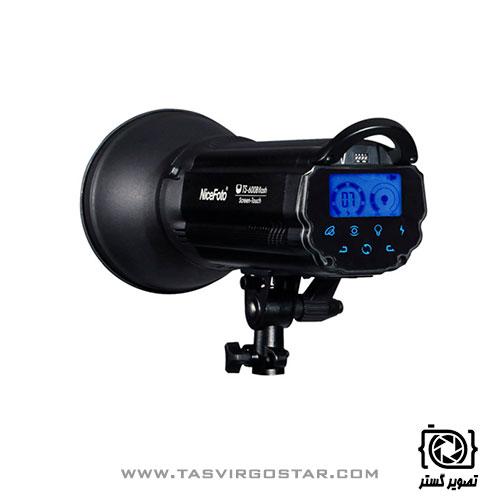 فلاش استدیویی نایس فوتو NiceFoto TS-600B flash studio