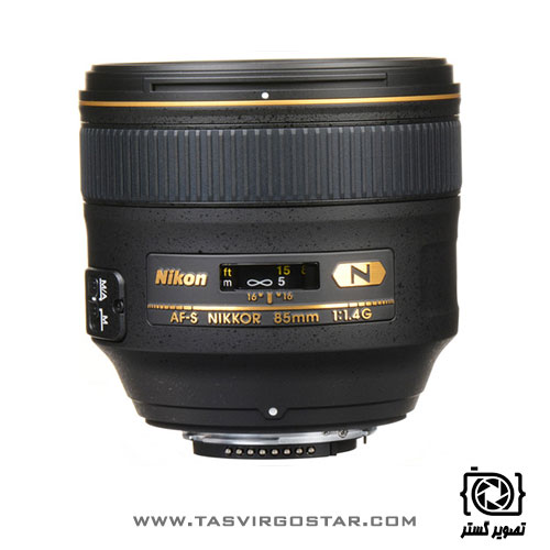 لنز نیکون 85mm f/1.4G
