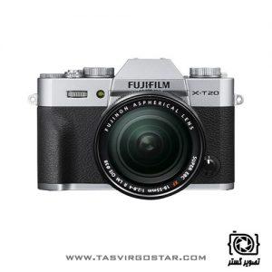 دوربین فوجی فیلم Fujifilm X-T20 Lens Kit 18-55mm