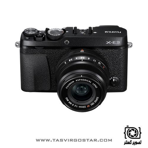 دوربین فوجی فیلم Fujifilm X-E3 Mirrorless Lens Kit 23mm