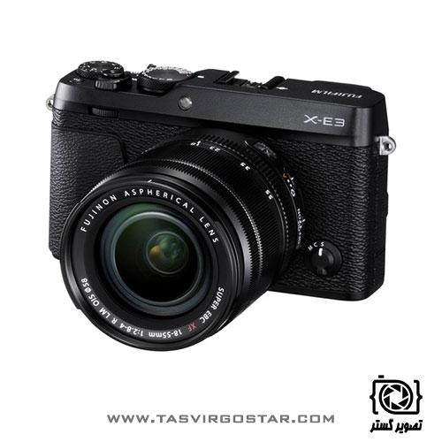 دوربین فوجی فیلم Fujifilm X-E3 Mirrorless Lens Kit 18-55mm