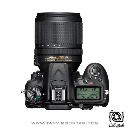 دوربین نیکون Nikon D7200 Lens Kit 18-140mm