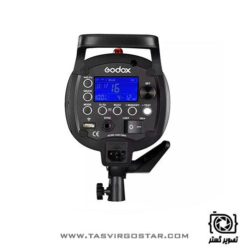 فلاش گودوکس Godox QT-600II M High Speed Studio Flash