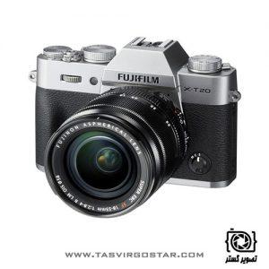 دوربین فوجی فیلم X-T20 با لنز 18-55