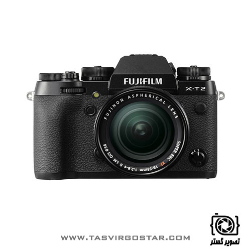دوربین فوجی فیلم Fujifilm X-T2 Mirrorless Lens Kit 18-55mm