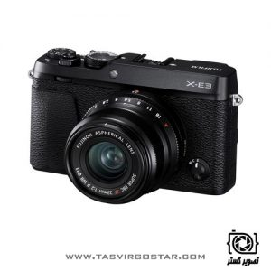 دوربین فوجی فیلم Fujifilm X-E3 Mirrorless Lens Kit 23mm