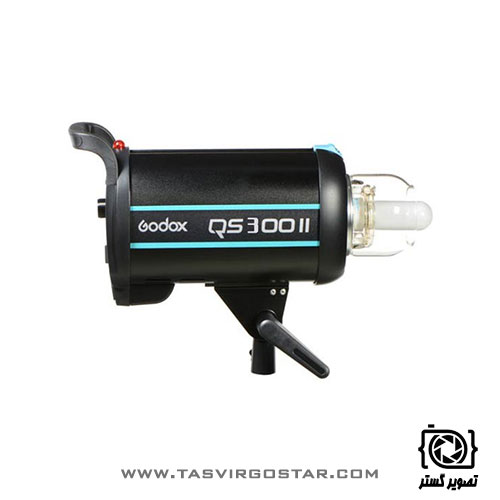 فلاش استدیویی گودوکس Godox QS-300II High Speed Studio Flash