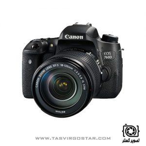 دوربین کانن Canon EOS 760D Lens Kit 18-135mm