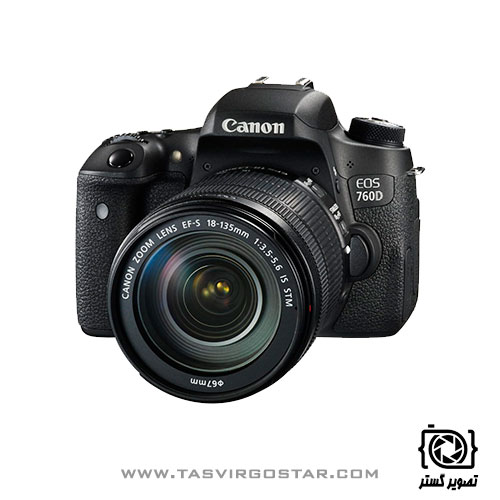 دوربین کانن 760D با لنز 18-135