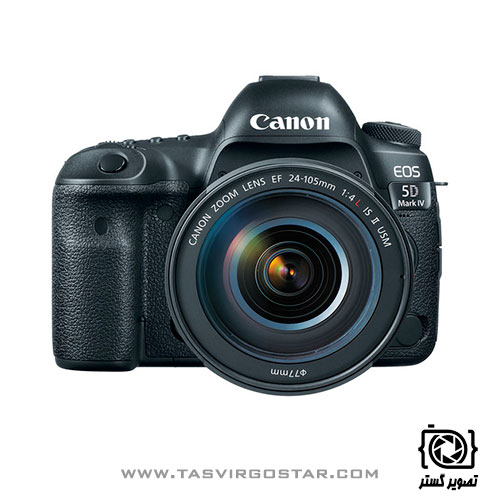 دوربین کانن Canon EOS 5D Mark IV Lens kit 24-105mm