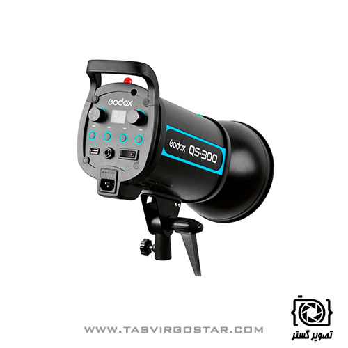 فلاش استدیویی گودوکس Godox QS-300 Flash