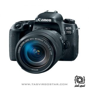 دوربین کانن Canon EOS 77D Lens Kit 18-135mm