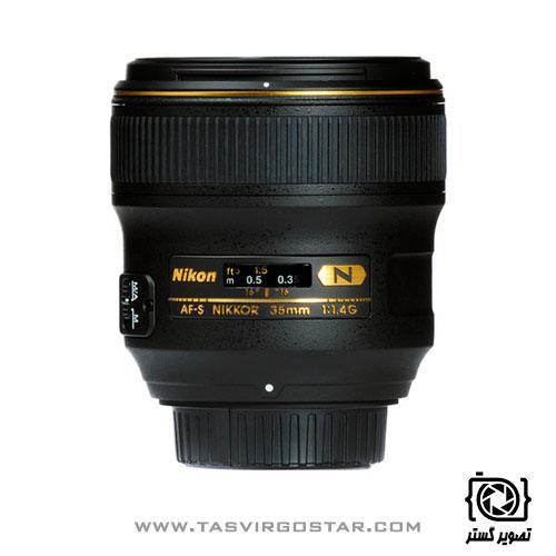 لنز نیکون Nikon AF-S NIKKOR 35mm f/1.4G