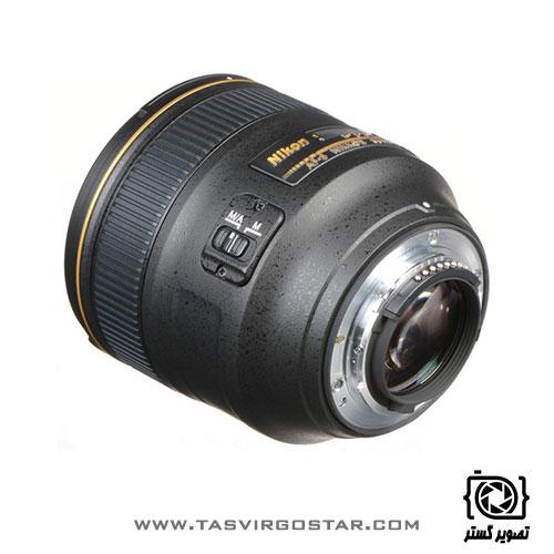 لنز نیکون Nikon AF-S NIKKOR 85mm f/1.4G