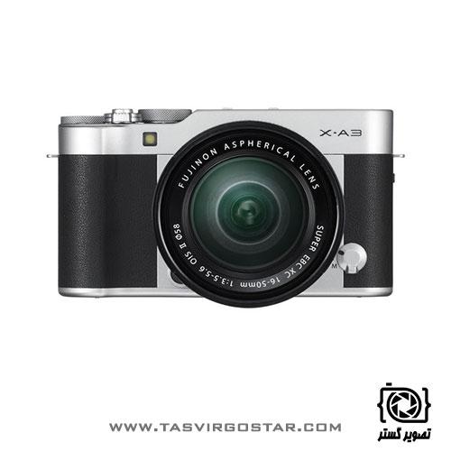 دوربین فوجی فیلم Fujifilm X-A3 Lens Kit 16-50mm and 50-230mm