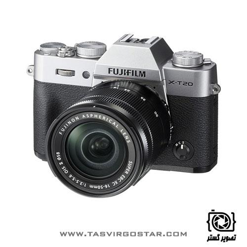 دوربین فوجی فیلم X-T20 با لنز 16-50