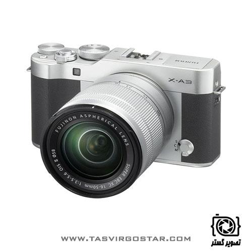 دوربین فوجی فیلم X-A3 با لنز 16-50