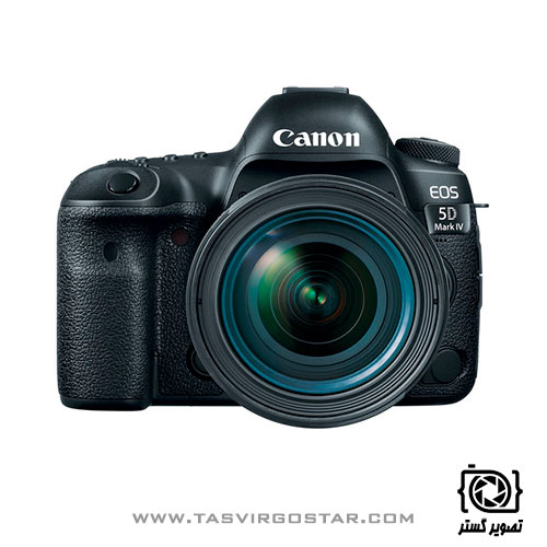 دوربین کانن Canon EOS 5D Mark IV Lens kit 24-70mm
