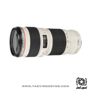 لنز کانن Canon EF 70-200mm f/4L USM