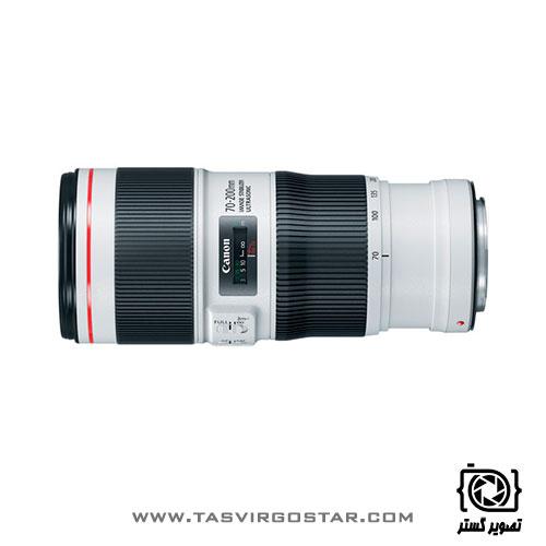 لنز کانن Canon EF 70-200mm f/4L IS II USM
