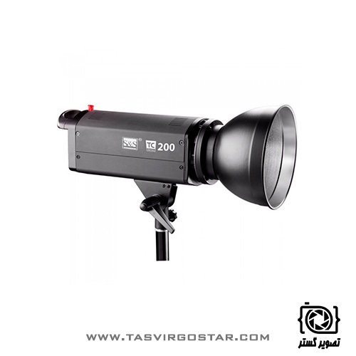 کیت فلاش S&S 200J Studio flash Kit TC-200