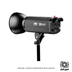 کیت فلاش S&S 400J Studio flash Kit TC-400