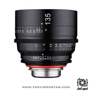 لنز سینمایی زین Xeen 135mm T2.2 PL Mount