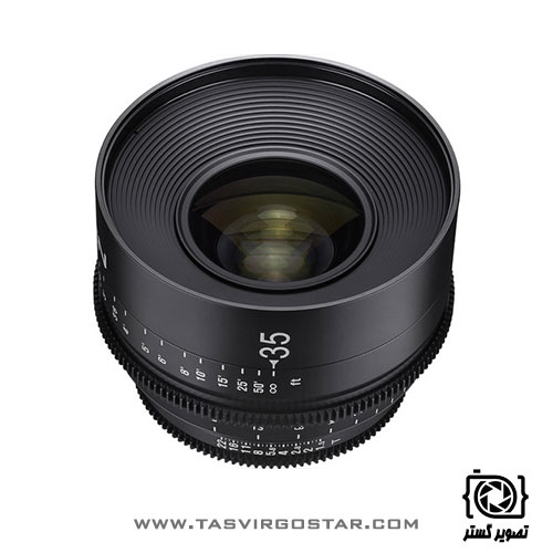 لنز سینمایی زین Xeen 35mm T1.5 Canon EF Mount