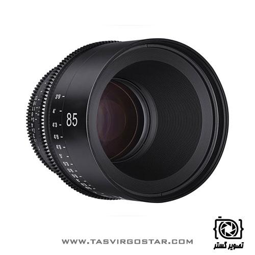 لنز سینمایی زین Xeen 85mm T1.5 Canon EF Mount