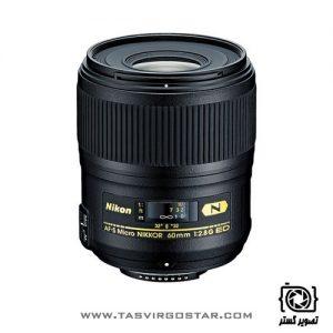 لنز نیکون Nikon 60mm f/2.8G
