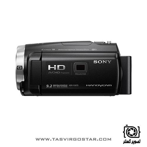 دوربین هندی کم سونی Sony HDR-PJ675 Full HD