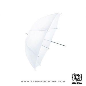 چتر سفید هنسل 105 سانتیمتری