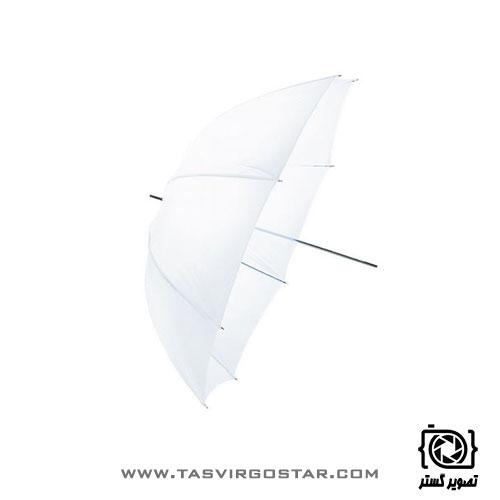 چتر سفید هنسل 80 سانتیمتری