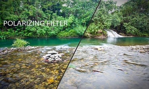 فیلتر پلاریزه چیست و برای چه کاربرد دارد