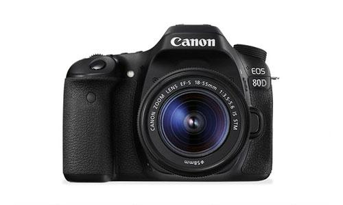 نقد و بررسی دوربین کانن Canon EOS 80D