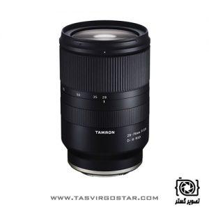لنز Tamron 28-75mm f/2.8 Sony E