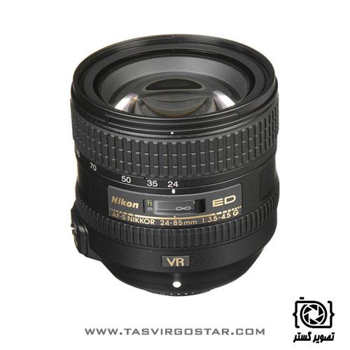 لنز نیکون Nikon 24-85mm f/3.5-4.5G