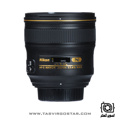 لنز نیکون Nikon AF-S NIKKOR 24mm f/1.4G ED