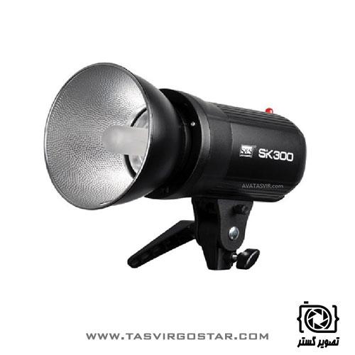 کیت فلاش S&S 300J Studio Flash Kit SK-300