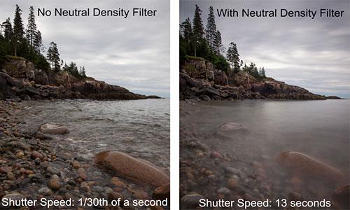 فیلتر ND چیست و برای چه کاربرد دارد