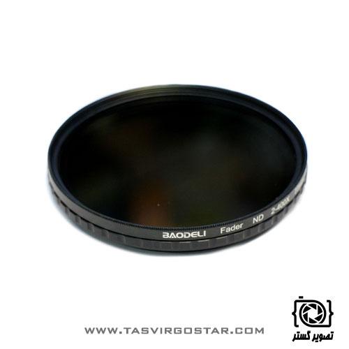 فیلتر ND متغیر Baodeli 62mm