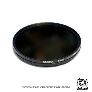 فیلتر ND متغیر Baodeli 67mm