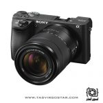 دوربین سونی آلفا a6500 با لنز 18-135