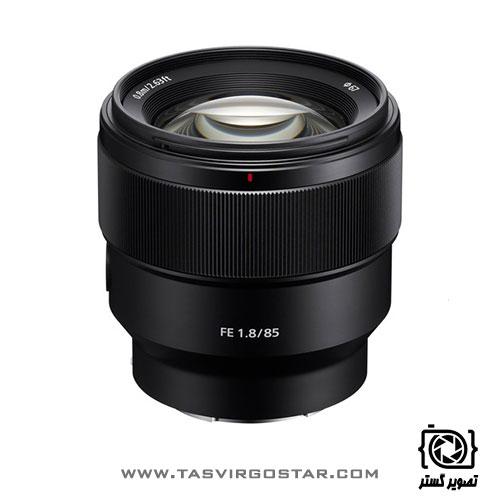 لنز Sony FE 85mm f/1.8