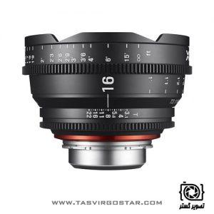 لنز سینمایی زین Xeen 16mm T2.6 PL Mount