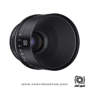 لنز سینمایی زین Xeen 50mm T1.5 PL Mount