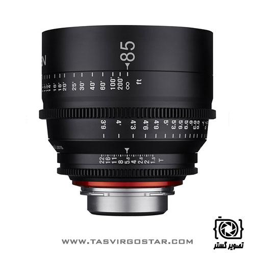 لنز سینمایی زین Xeen 85mm T1.5 PL Mount