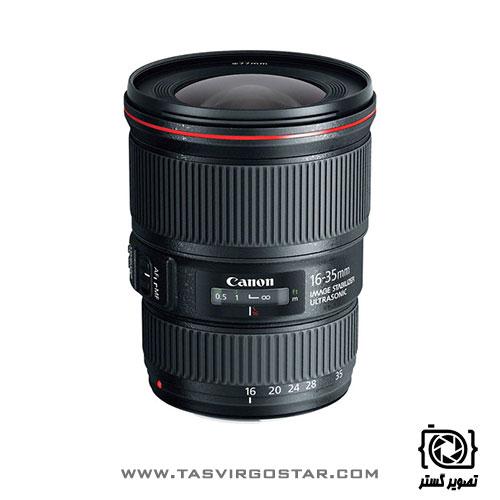لنز کانن Canon EF 16-35mm f/4L IS USM
